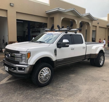 "2017-2020 Ford F-450 2.5"" Premium Leveling System"