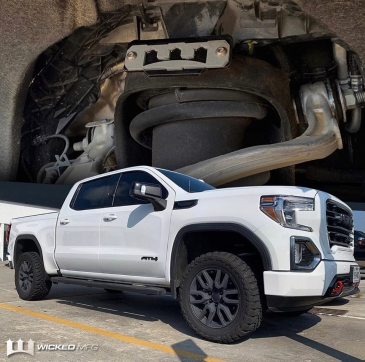 "2019+ Chevy/GMC 1500 Trail Boss/AT4 1.5"" Leveling Kit"