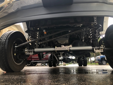 2008-2016 Ford F-250/350 Drag Link Extreme