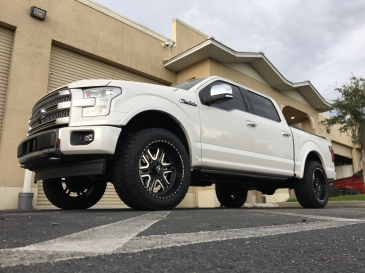 "2004-2020 Ford F-150 2.875"" Leveling System"