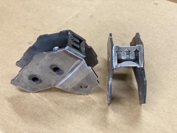 "11-19 Ford Superduty 2-5"" radius arm drop bracket"