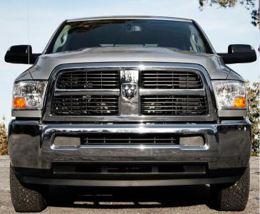 "08-18 Dodge Ram 2500/3500 3/4"" Bumper Spacer Kit"